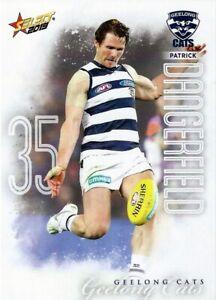 New-2019-GEELONG-CATS-AFL-Card-PATRICK-DANGERFIELD-Footy-Stars