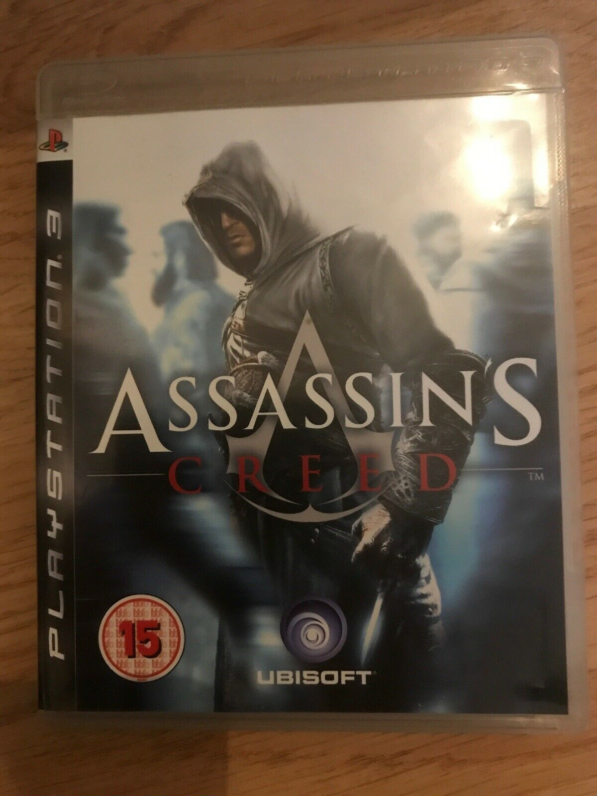 Assassins Creed PS3 COMPLETE IN BOX UNTESTED
