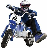 Razor Usa Mx350 Electric Motocross Dirt Rocket Scooter Bike Motorcycle