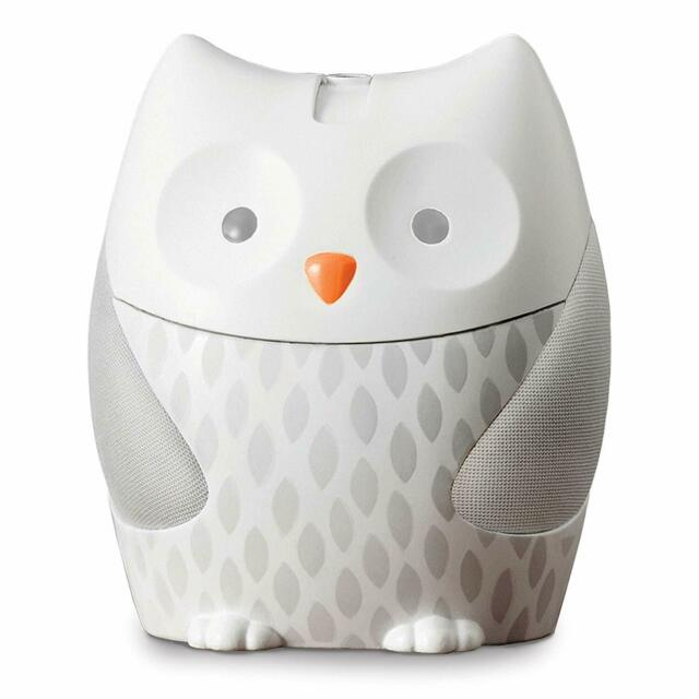 Skip Hop Baby Sound Machine Soother and Night Light: Moonlight & Owl