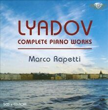 Lyadov: Complete Piano Works, New Music