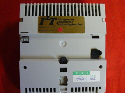 Integrated Industrial Technologies Momentum I//O Base Model #1102-02