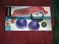 EMERSON TABLETOP AIR HOCKEY GAME - BATTERY OPERATED - NEW