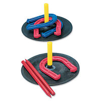 Champion Sports Indoor/outdoor Rubber Horseshoe Set Ihs1 on sale