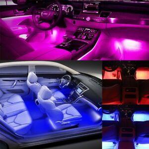 Car rainbow led light strip airgoo agml0013 2017 new design image is loading car rainbow led light strip airgoo agml0013 2017 mozeypictures Images