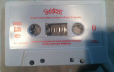 Pokemon Cassette Tape from the animated pokemon TV show (rare) pikachu squirtle