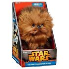 Star Wars Talking Plush Assorted * Value* X1 Chewbacca