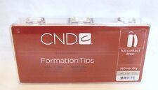 CND Creative Nail Design Tips FORMATION NATURAL 360/box