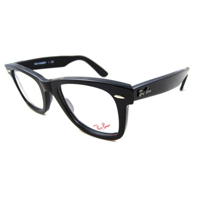 bf95a8f7b9d6 Ray-Ban Glasses Frames RB 5121 Original Wayfarer 2000 Black for sale ...