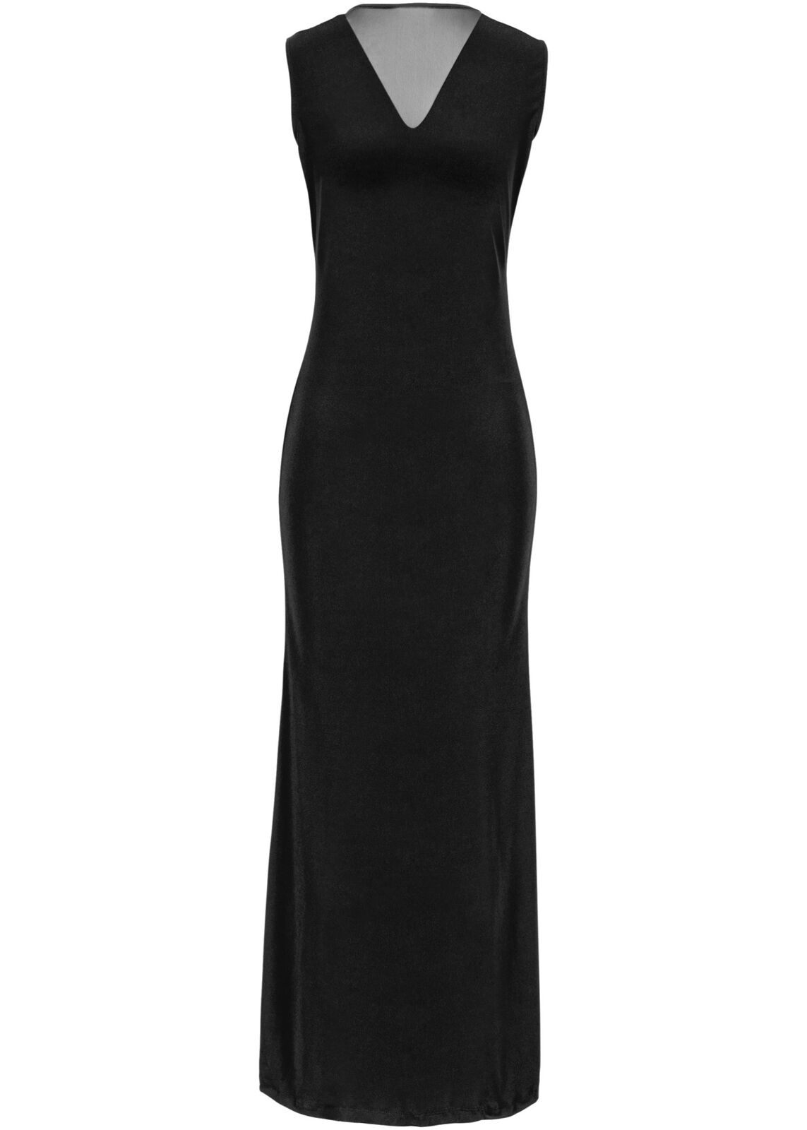 Abend-Kleid Gr. 36 38 Schwarz Eventkleid Maxikleid Cocktailkleid Partykleid Neu