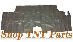Cuda Trunk Mat Liner Soft Fleece Vinyl 1970-1974 Barracuda Herringbone