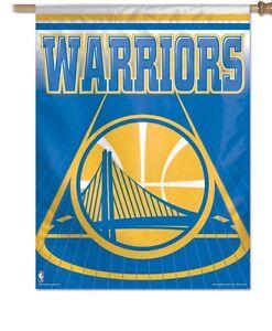 """NBA Golden State Warriors Vertical Flag (27""""x37"""")"""
