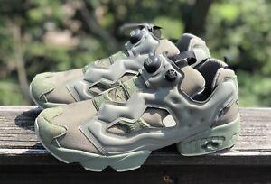 NEW Reebok Instapump Fury MTP Hunter Green BD1501 OG Sneakers Suede ... 02c0685a66f6