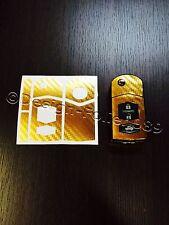 Carbon cromo oro lámina clave Mazda rx8 NC 2 3 5 6 mx5 sl CX 7 CX 9, etc.