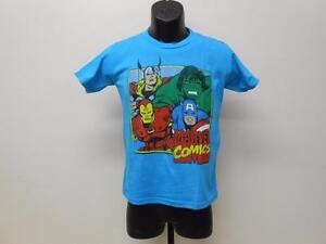 Neu Captain America Avengers Hulk Ironman Thor Marvel Jugendgrößen S-m-l Hemd Reichhaltiges Angebot Und Schnelle Lieferung T-shirts, Polos & Hemden