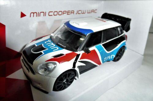 MINI COOPER JCW WRC RALLYE 1//43 MONDO MOTORS DIECAST//METAL Neuf en Boite