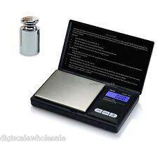 Digital Scale 100g x 0.01g AWS Reloading Powder Grain Jewelry Carat Cal Weight