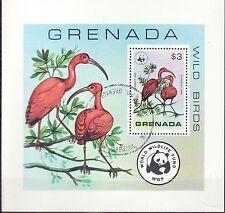 Grenada - Vogels/Birds/Vögel  WWF