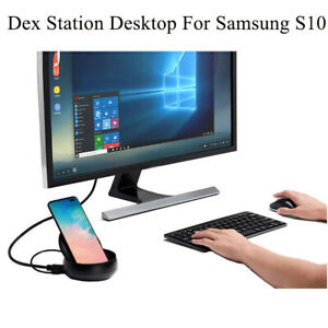 HDMI-Dex-Station-Desktop-Extension-Charging-Dock-Holder-For-Samsung-S10-S10-Plus