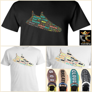 f58ec7264152b EXCLUSIVE TEE T-SHIRT  1 TO MATCH ANY Adidas Pharrell x NMD Trail ...
