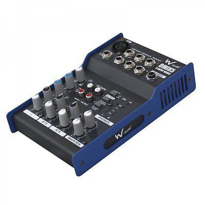 W-Audio DMIX5 5 Input Mixer