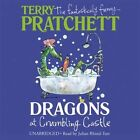 Dragons at Crumbling Castle: And Other Stories by Terry Pratchett (CD-Audio, 2014)