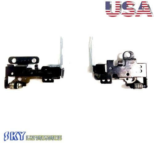 NEW HP 17-X051NR 17-X061NR 17-X115CY 17Y Right /& Left Lcd Hinge Set 856599-001