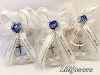 12 Recuerdos Para Bautizo.12 Pieces Baptism Personalizada Incuida.
