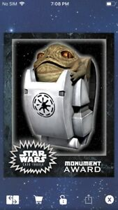 Topps-Star-Wars-Digital-Card-Trader-Rotta-The-Huttlett-Monument-Insert-Award