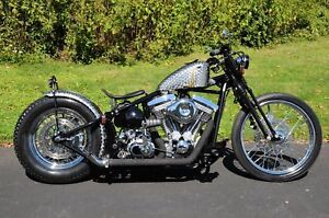 Details about Kraft Tech Stock OEM Replacement Softail Frame Harley 84-99  Evo Chopper Bobber
