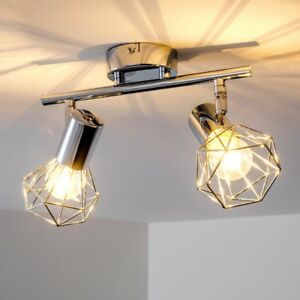 deckenleuchte wohnzimmer k chen decken lampe strahler. Black Bedroom Furniture Sets. Home Design Ideas