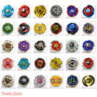 Masters Beyblade Metal Battle Fusion Collection Series Toy 4D System NEW RARE