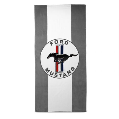 """Ford Mustang Badetuch /""""Stripes/"""" 35021233"""