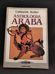 Astrologia-araba-Catherine-Aubier-ed-Gremese-1990
