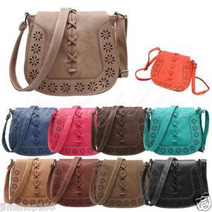 Women-Ladies-Bag-Handbag-Leather-Shoulder-Tote-Satchel-messenger-CrossBody-Bags