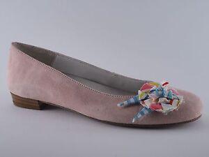 Détails sur Tatami Lic. By Birkenstock Chaussures Mela 37 Escarpins Ballerines Cuir Neuf