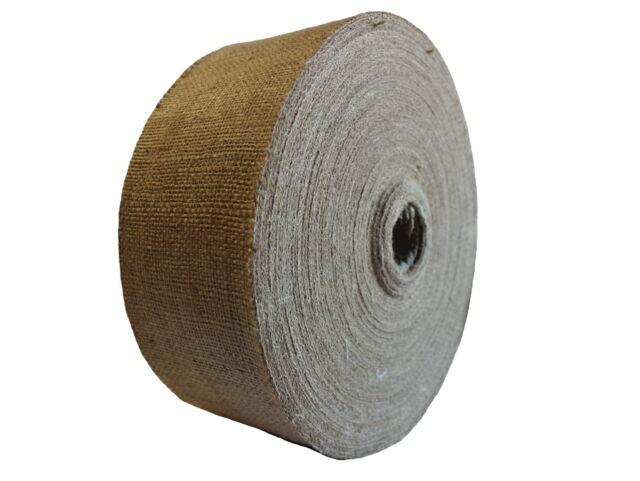 """4"""" Wide Burlap Roll, 10oz - 100 Yard Length"""