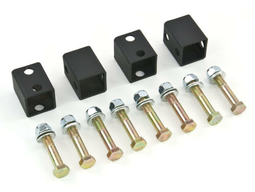 """Carrier Bearing Drop Kit For 2-4/"""" Lift F250 F350 Excursion 99-04 4WD"""