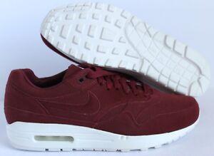 10 8.5 Size 8.5 UK Nike Air Max 1 Premium Womens Mens