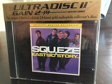 MFSL UDCD 739 The Squeze - East Side Story Mint - with j-card