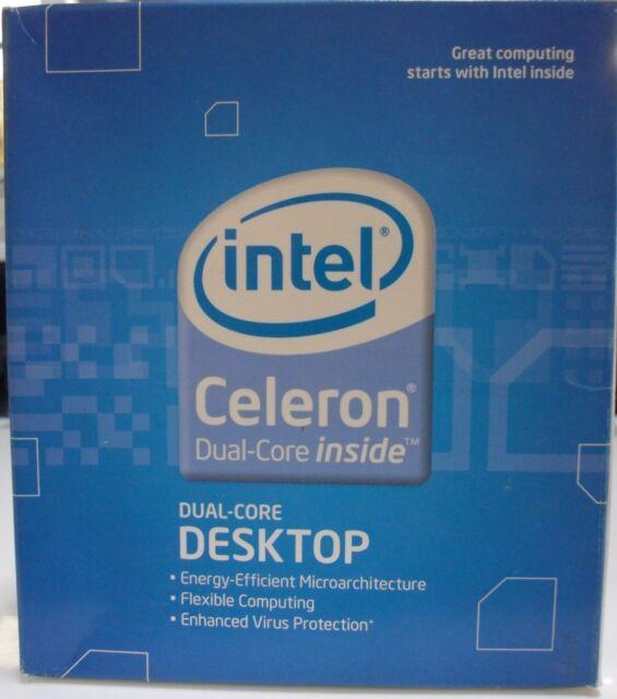 Brand New Unopened Celeron DUAL-CORE E1400 2Ghz 512k L2 CACHE 800MHz FSB LGA-775