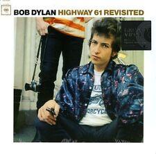 BOB DYLAN HIGHWAY 61 REVISITED VINILE LP 180 GRAMMI NUOVO E SIGILLATO !!