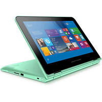Hp X360 11.6 2-in-1 Touch Laptop / Tablet 4gb, 500gb Hdd Color Free Ship