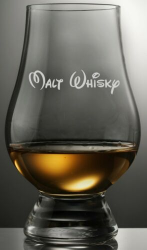 MALT WHISKY OFFICIAL GLENCAIRN SCOTCH MALT WHISKY TASTING GLASS