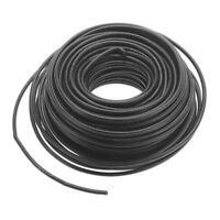 Atlas 50 Foot 20 Gauge Standard Layout Wire Reel Black 315 Atl315