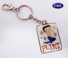 Betty Boop - Betty Flirt- Key ring/chain - (KR6101)