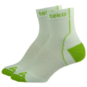 Teko unisexe EV8 lumière minicrew chaussettes