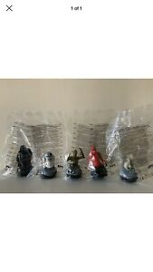 Star-Wars-Rise-of-Skywalker-Set-of-5-Character-Cup-Toppers-New-amp-Unopened-Figure