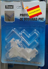 Protector esquinas para niños mesas muebles protectores pvc