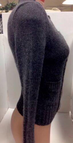 Vince Sequines Xsml Sweater Mélange Gris D'alpaga aa6WOr